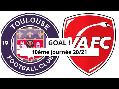 Toulouse Valenciennes Goals And Highlights