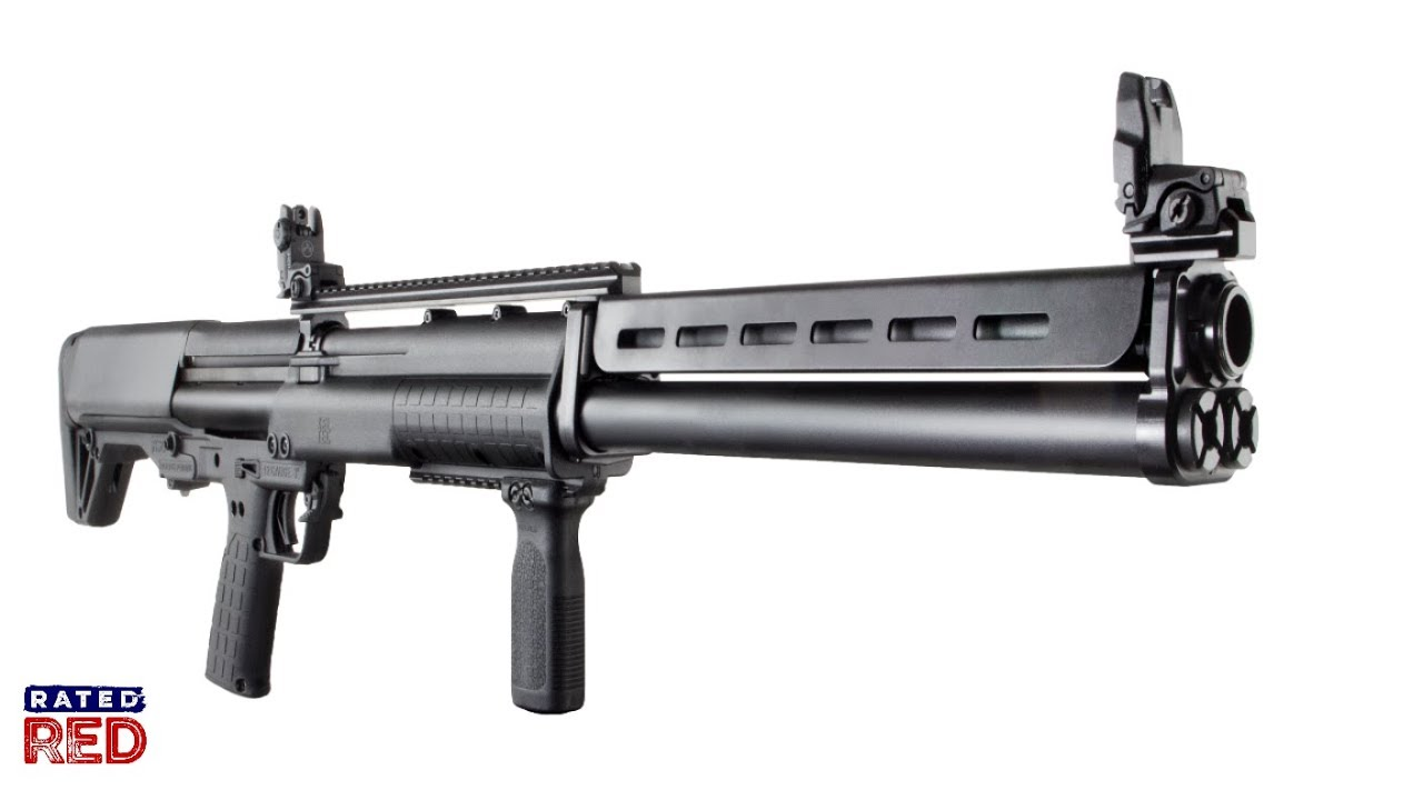 a shotgun with 40 1 round capacity say what youtube