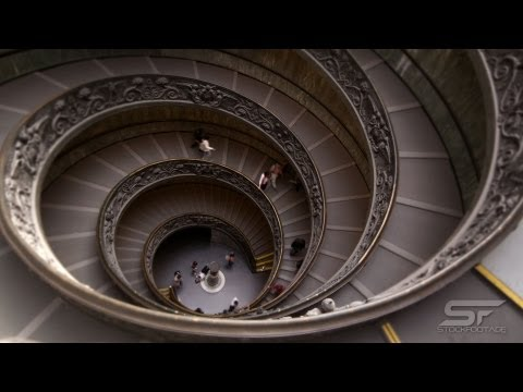 Beautiful Rome & Italy HD stock footage short, shot in 4K UHD
