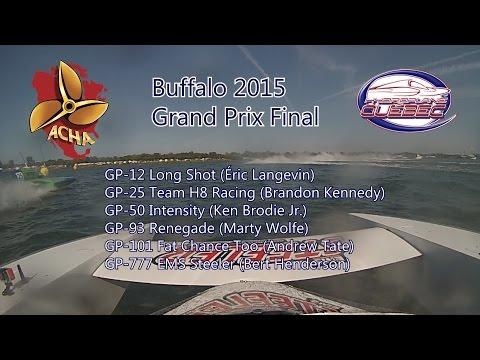 Buffalo 2015 Grand Prix Final