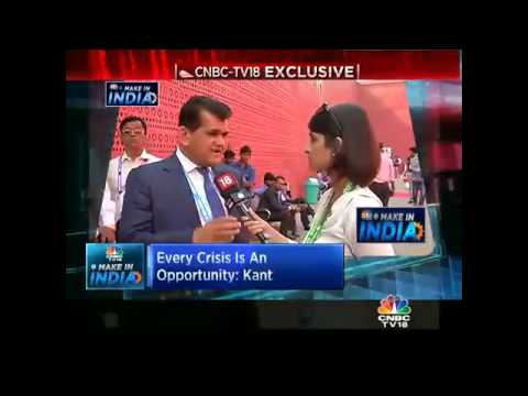 Don't Worry About The World: Amitabh Kant