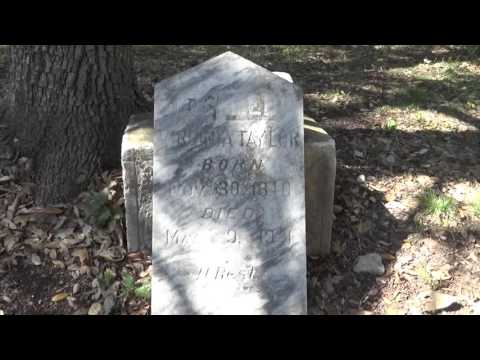 Abandoned cemetery found at Terrazzo Apartments. - YouTube