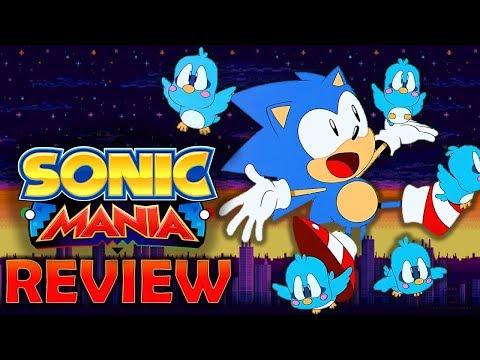 Sonic Mania Review - Sam Procrastinates
