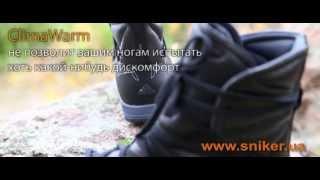 Женские зимние ботинки Adidas Winter Edge. Видеообзор женской обуви.