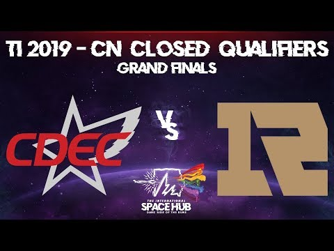 CDEC Gaming vs Royal Never Give Up vod