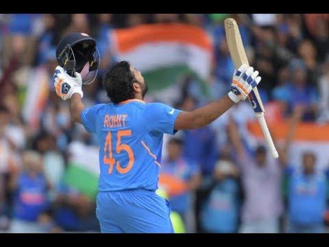India ने Sri Lanka को सात विकेट से हराया, रोहित शर्मा ने जड़ा एक और शतक