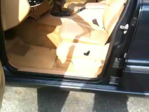2000 Mercedes ML320 radio install Speed of Sound  YouTube