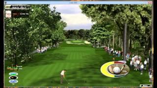 A round of golf at Muirfield Village (Links 2003)