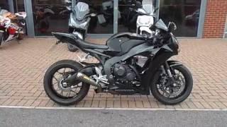 Honda CBR1000RR Fireblade Special Edition Videos
