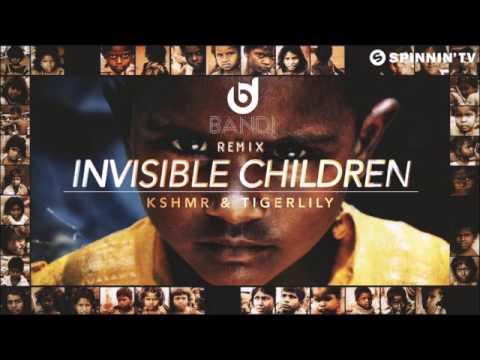 KSHMR & Tigerlily - Invisible Children (BanDi Remix) Psytrance Remix