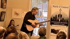 Mark O'Connor - Unplugged Flatpick Guitar In Small Venue 2019