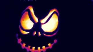 This is Halloween(Guitar Instrumental) - The Nightmare Before Christmas (Jack O Lanterns 720p HD)