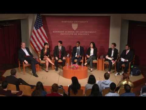 Harvard's Undergraduate Council Debate | Institute of Politics
