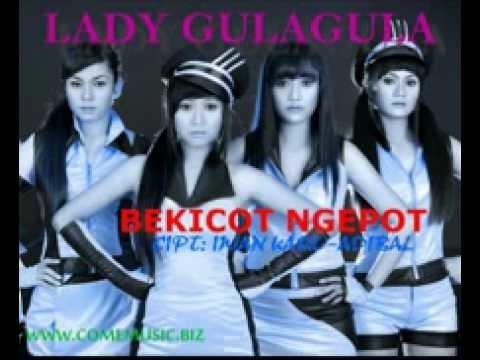 BEKICOT NGEPOT _LADY GULAGULA  (IWAN KARO -ADIBAL MUSIC).mp4