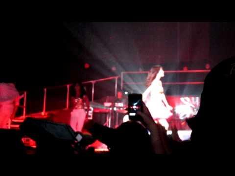 Selena Gomez & The SceneThe Summers Not Hot 83111 in Dallas,Texas