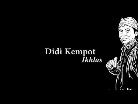 Didi Kempot Ikhlas Lyric