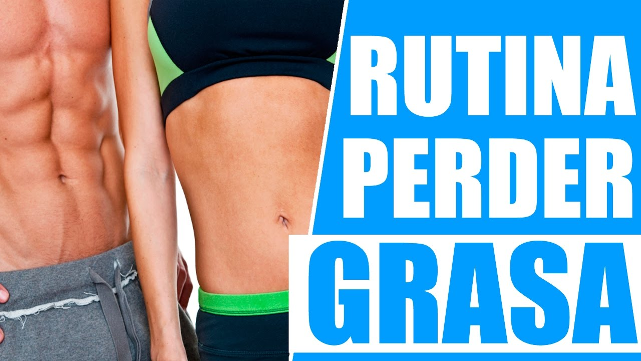 rutina de fuerza para perder grasa