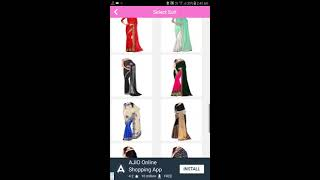 Women Saree Photo Editor screenshot 1
