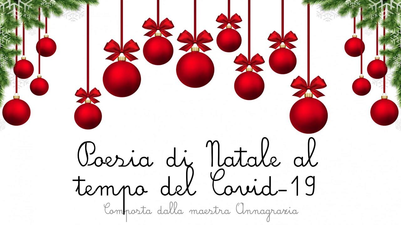 Poesie Di Natale In Rima.Poesia Di Natale Al Tempo Del Covid 19 Scuolaprimaria Natale2020 Youtube