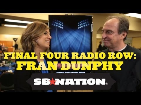 Final Four Radio Row - Temple Head Coach Fran Dunphy