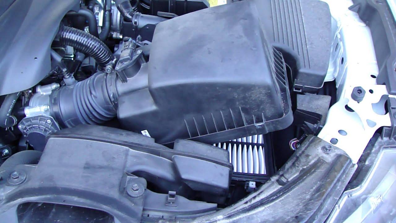 fuel filter location 2003 mazda 6 3 0l [ 1920 x 1080 Pixel ]