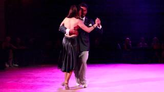 """Christian Marquez et Virginia Gomez (Los Totis), """"La Milonga De Buenos Aires"""", (4de4)."""