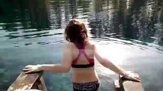 Купание в Голубом озере(, 2015-09-26T20:03:22.000Z)