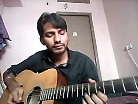 Colorful chilakasong guitar from express raja