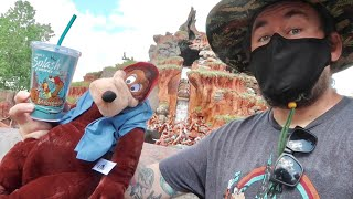 My Last Day at Magic Kingdom - Splash Mountain Merchandise / Disney Reservation System Explained