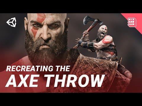 God of War's Axe Throw | Mix and Jam