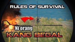 TIM KITA KENA BEGAL COEG !!! - Rules of Survival Indonesia