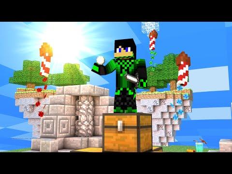 Minecraft- A Volta De Skywars Noobando MT!!