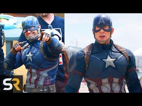 10 Actor and Superhero Stunt Doubles That Will Make You Cringe!