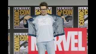 "COMIC CON 2019 ""MARVEL"" PANEL Part #1"