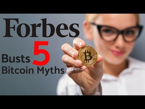 Forbes Busts 5 Bitcoin Myths - Today's Crypto News