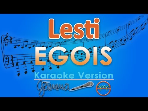 Lesti - Egois (Karaoke Lirik Tanpa Vokal) By GMusic