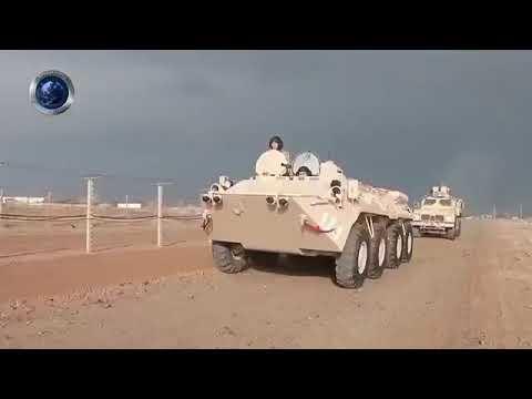 Армия Узбекистан/Нюжни Форпост Узбекско-Авганская Граница