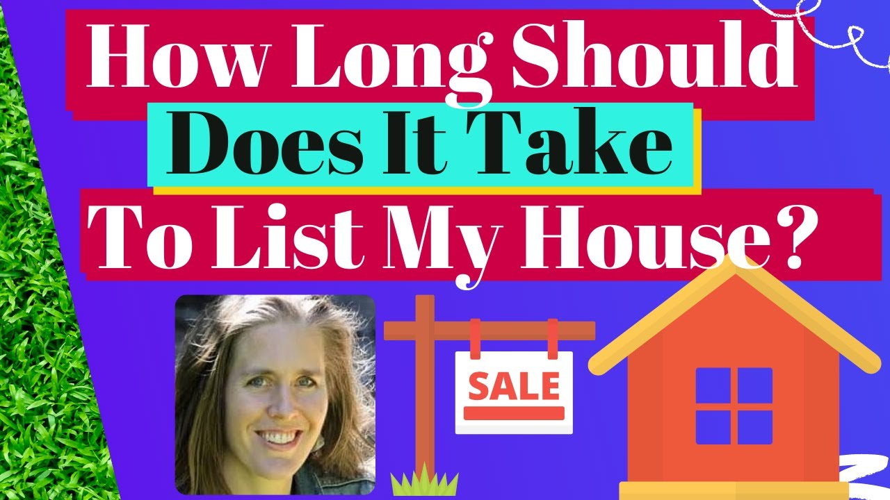 How Long Does It Take To List A House? Planning Ahead To Sell Your Home In Seattle, Washington