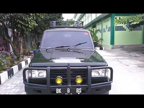 #CarVlog 02# Review CHEVROLET TROOPER