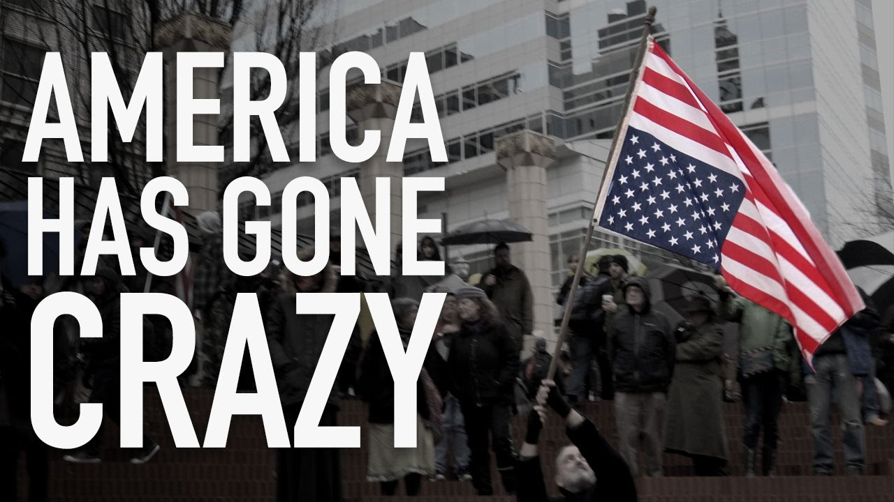 Image result for America gone crazy