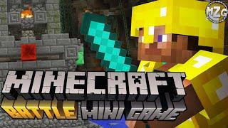 BATTLE MODE!? - Minecraft PS4 Battle Mini Game Gameplay - Episode 1