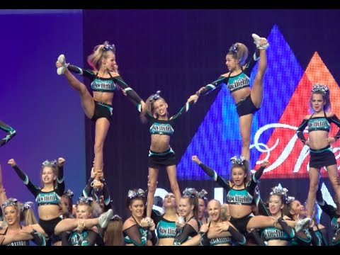 Cheer Extreme Kernersville Spotlight Summit 2017