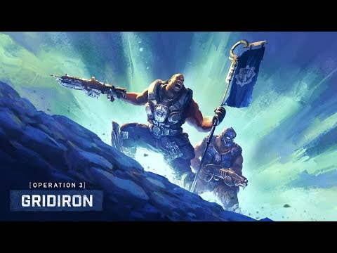 Gears 5 - Operation 3: Gridiron Official Trailer