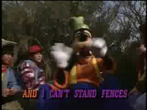 Don't Fence Me In (Mickey's Fun Songs)