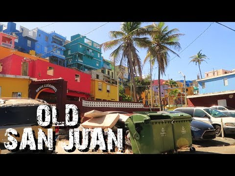 OLD SAN JUAN & LA PERLA TOUR - EXPLORING PUERTO RICO