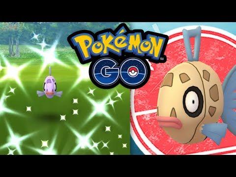 Wenige Shinys beim Barschwa-Day   Pokémon GO Deutsch #856
