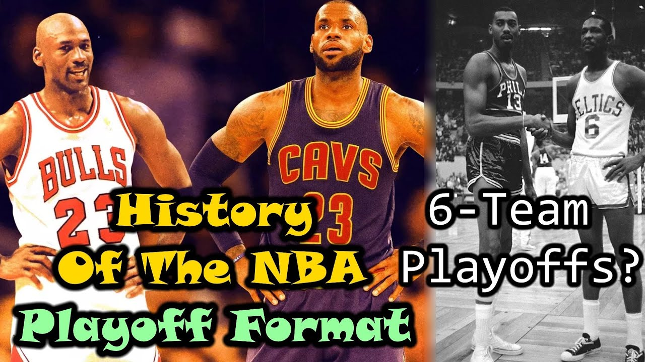 The Full Timeline Of The Nba Playoff Format And Future Changes Youtube