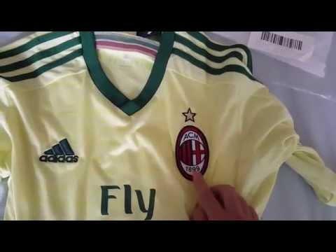 Gogoalshop.com 14/15 AC Milan jersey review
