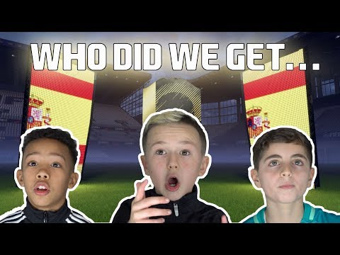 FIFA ULTIMATE TEAM PACK OPENING & MATCH | WHO DID WE GET?