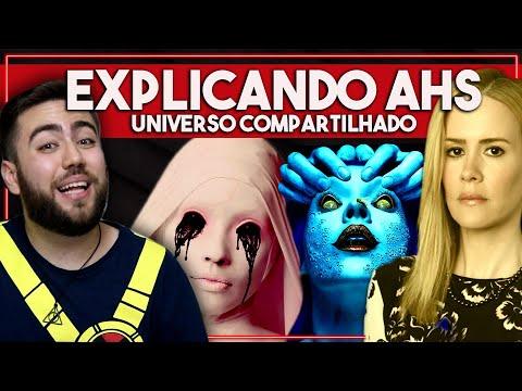 #AHS 8ª TEMPORADA NO UNIVERSO COMPARTILHADO DE AMERICAN HORROR STORY! | COM SPOILERS #Apocalypse